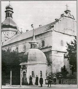 трапезна церква Петра і Павла