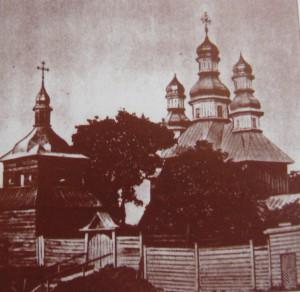 Вознесенська церква на Кудрявці