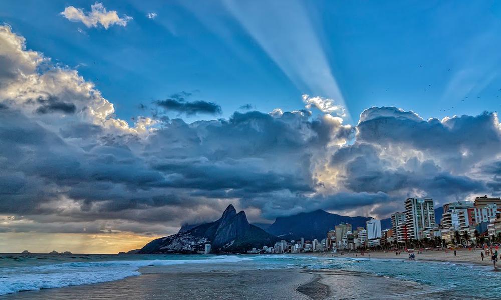 Іпанема, Бразилія