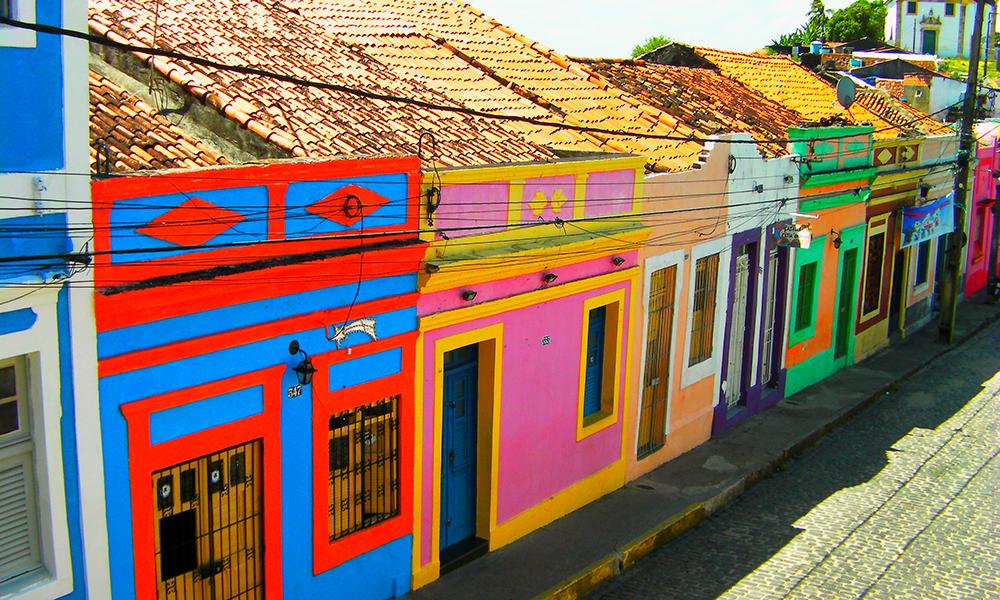 Олінда, Бразилія