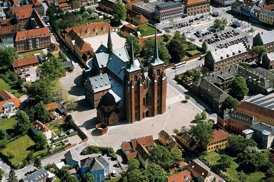 собор Роскілле, Данія