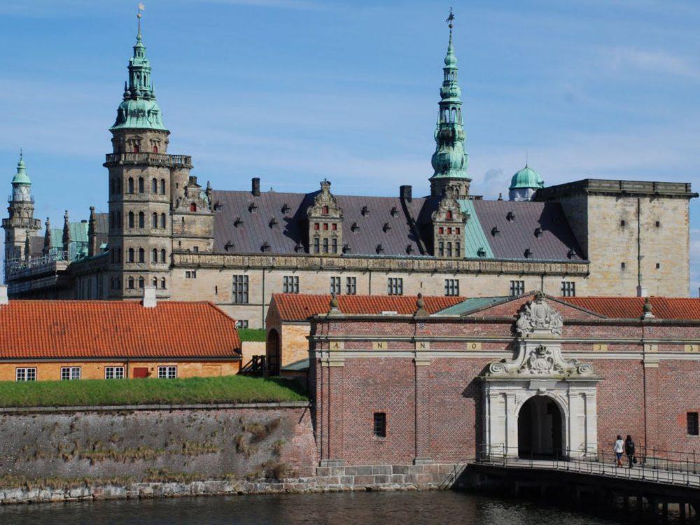 замок Кронборг, Данія, морський музей Данії