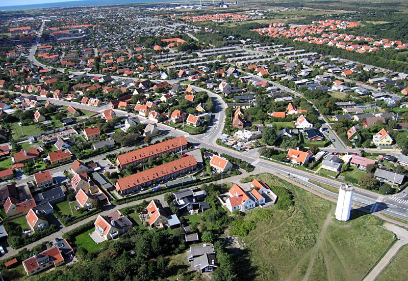 Скаген, Данія