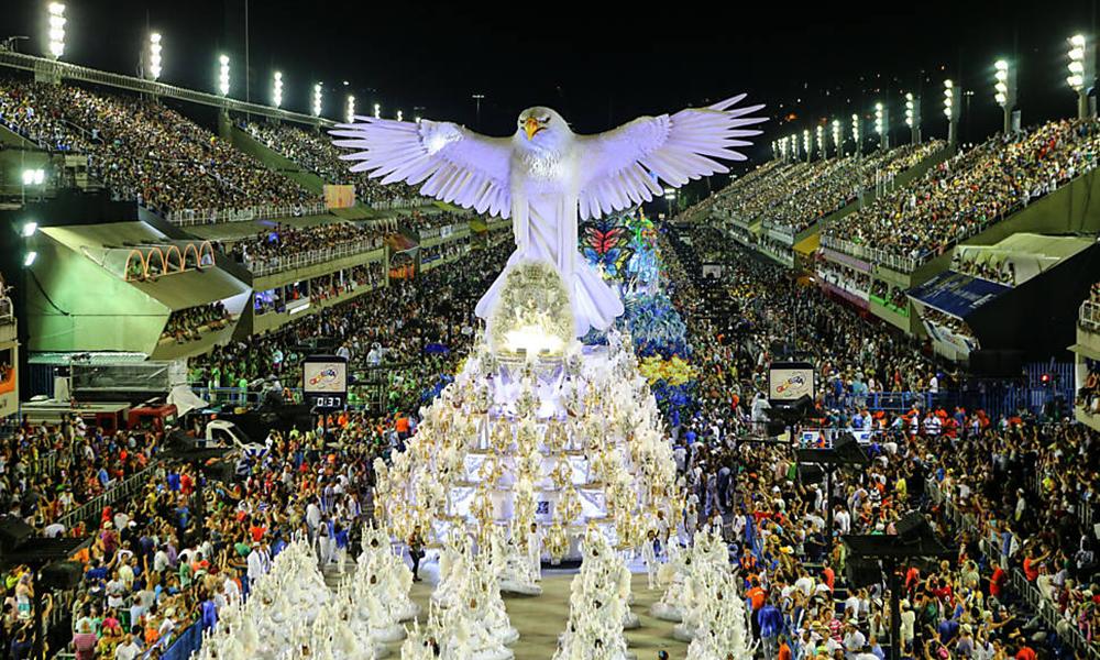 Карнавал в Ріо-де-Жанейро, Ріо-де-Жанейро, Бразилія