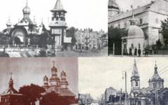 втрачені храми києва