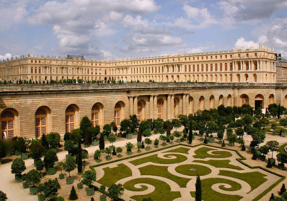 Версаль, Франція