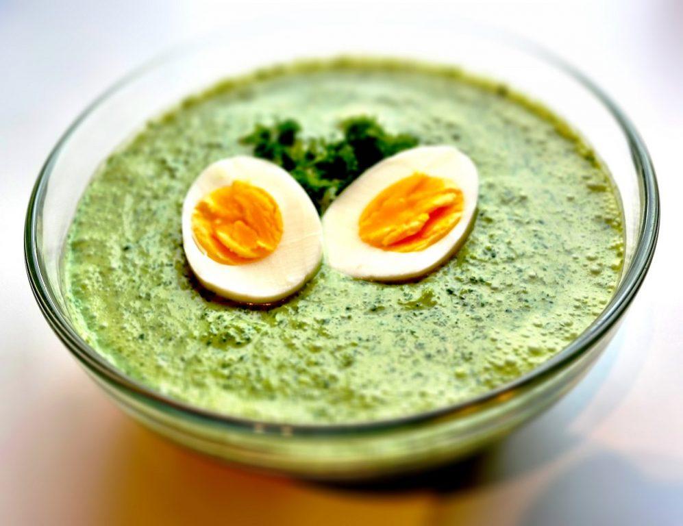 франкфуртський зелений соус, німецька кухня