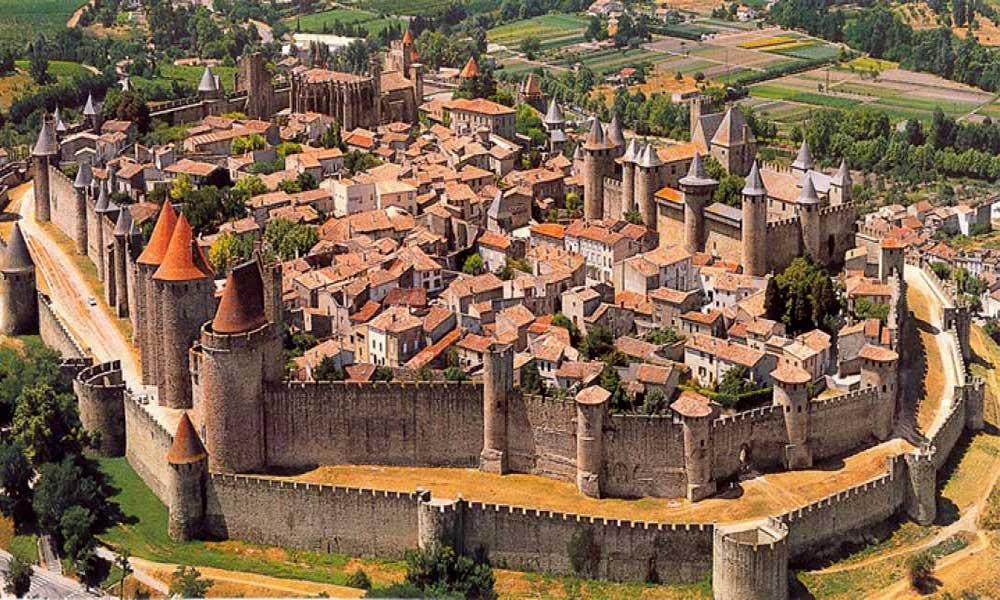 Каркасон, Франція