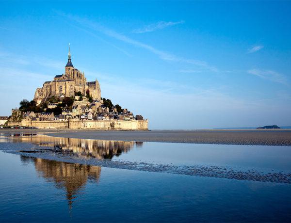Мон Сен Мішель, Франція