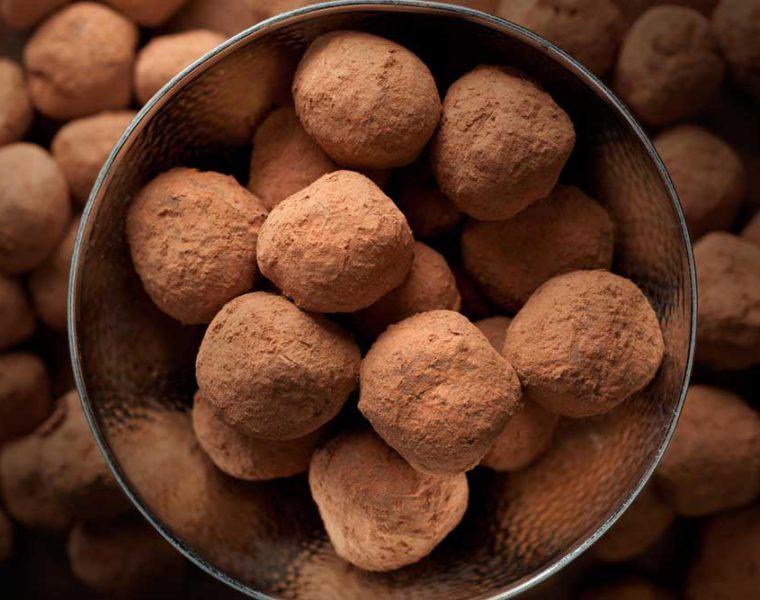 Трюфелі з какао
