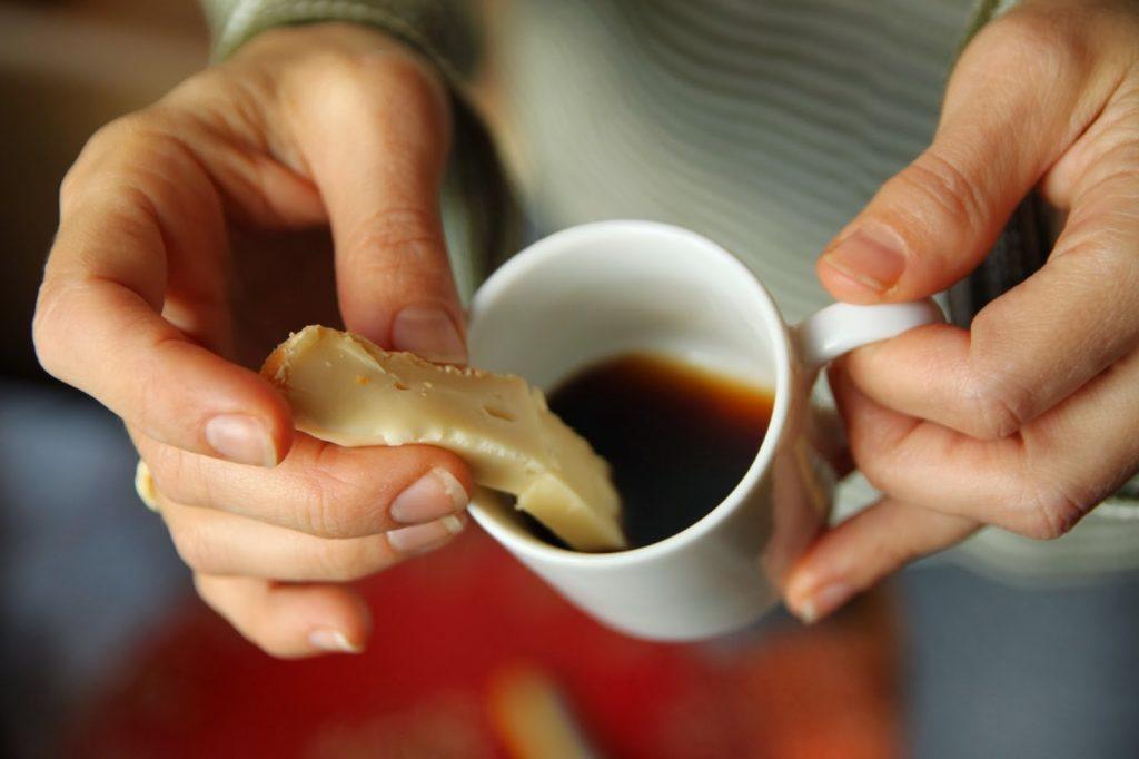 рецепт кави з сиром