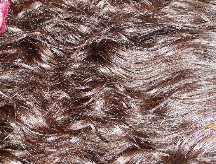 Вітамін Е - запорука здорового волосся
