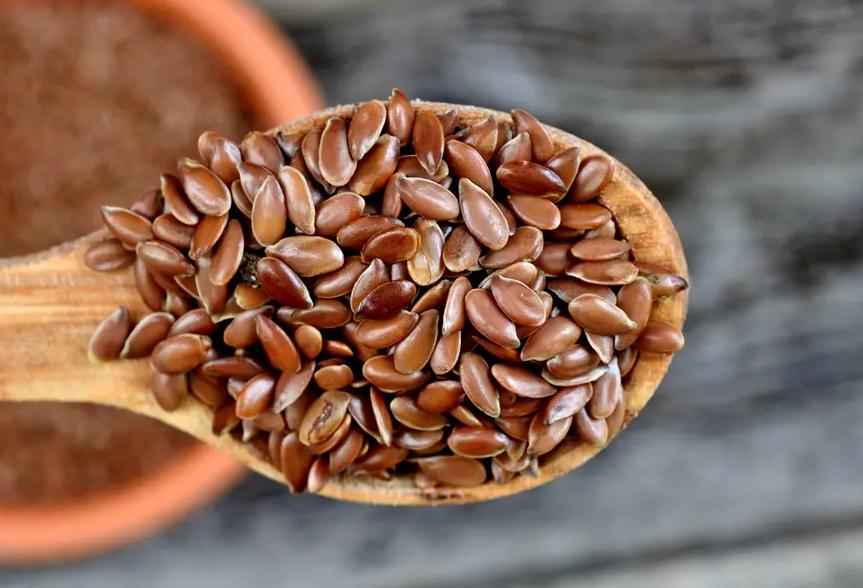 насіння льону