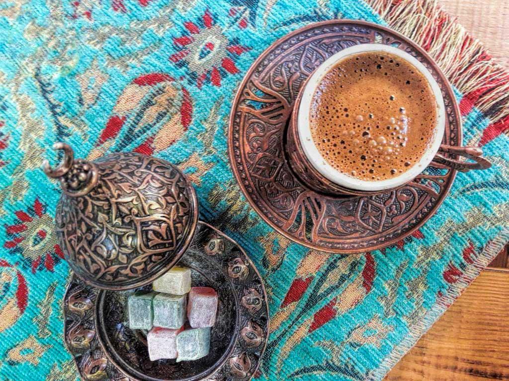 кава по-грецьки