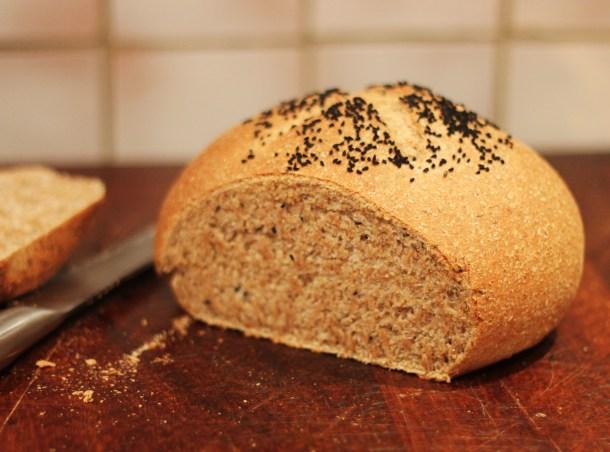 хліб з куміном